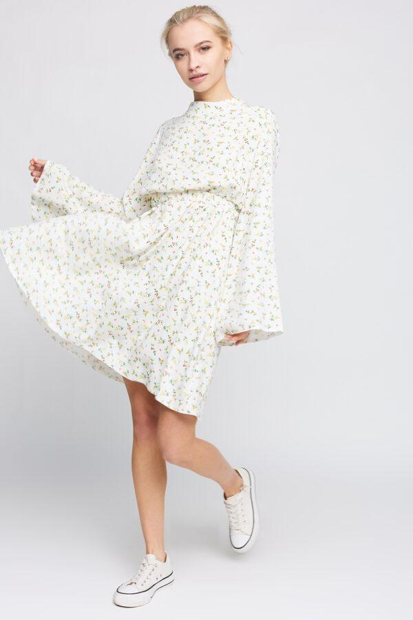 Платье Вивьен Белый Karree
