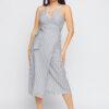 Платье Коди Серый Karree