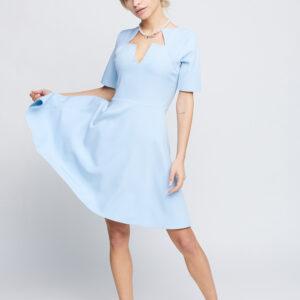 Платье Рэй Голубой Karree купить Платье