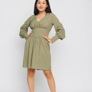 Платье Вэнди Хаки Karree купить Платье