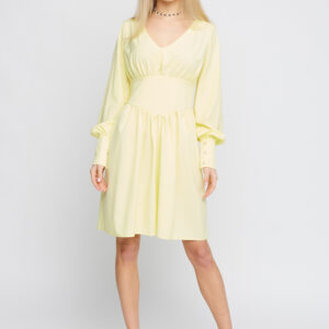 Платье Вэнди Светло-желтый Karree купить Платье
